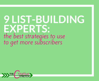 9 List-Building Experts: Best Strategies to Use to Get More Subscribers
