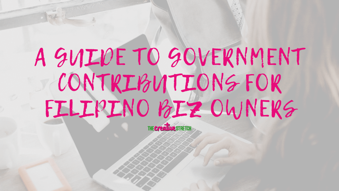 A Guide to Government Contributions for Filipino Business Owners