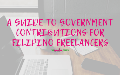 A Guide to Government Contributions for Filipino Freelancers