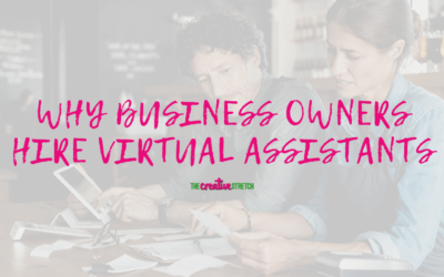 Why Business Owners Hire Virtual Assistants